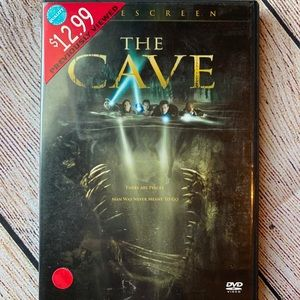 Other - The Cave DVD